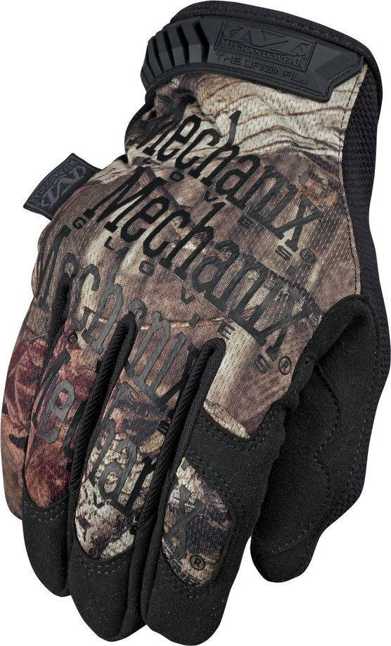 ПЕРЧАТКИ MECHANIX MOSSY OAK ORIGINAL