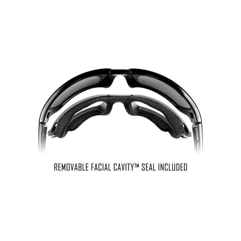 картинка Очки Wiley X Blink Polarized Copper Lens/Matte Black Frame от магазина av-tactical